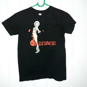 American apparel the wallflowers t-shirt. Size S
